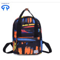 Carry a small backpack personality travel bag