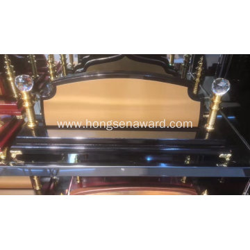 Wood Desk Name DN-2