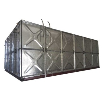 Galvanzied Steel Sectional Panel Water Storage Tank