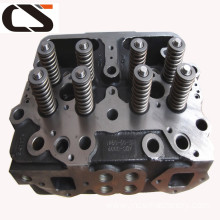 PC200-7 cylinder head 6754-11-1101 for excavator spare parts