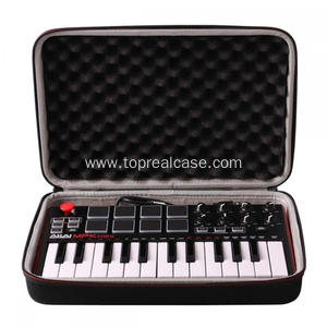 EVA MIDI keyboard carrying storage case