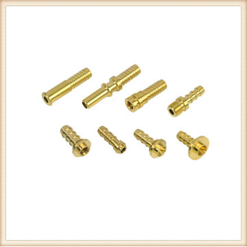 Brass Faucet Connector by CNC