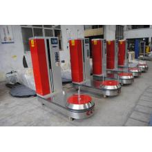 Supply for Semi-Auto Luggage Wrapper airport luggage/baggage packaging machine supply to Liechtenstein Factory