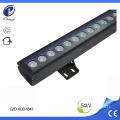 Outdoor linear lighting 54W led wall washing