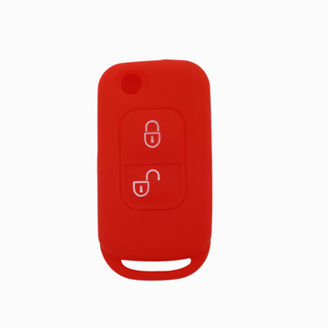 Best Quality for Mercedes Benz Silicone Key Case Benz silicone car key cover insurance export to United States Exporter