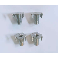 Hopper Feed Half thread Zinc plated T-Nuts