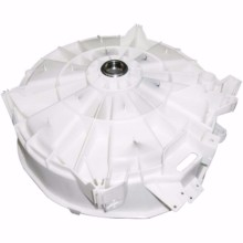 Washing machine tub and cover plastic injection moulds