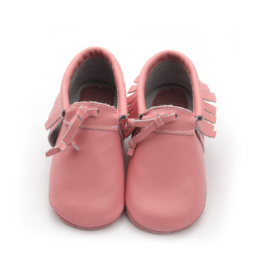 Best OEM Service Crib Shoes Pink Baby Shoes