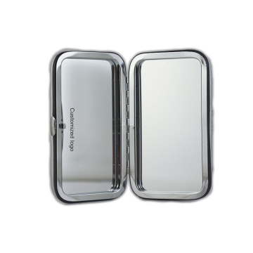 makeup mirror magnifying frameless glass