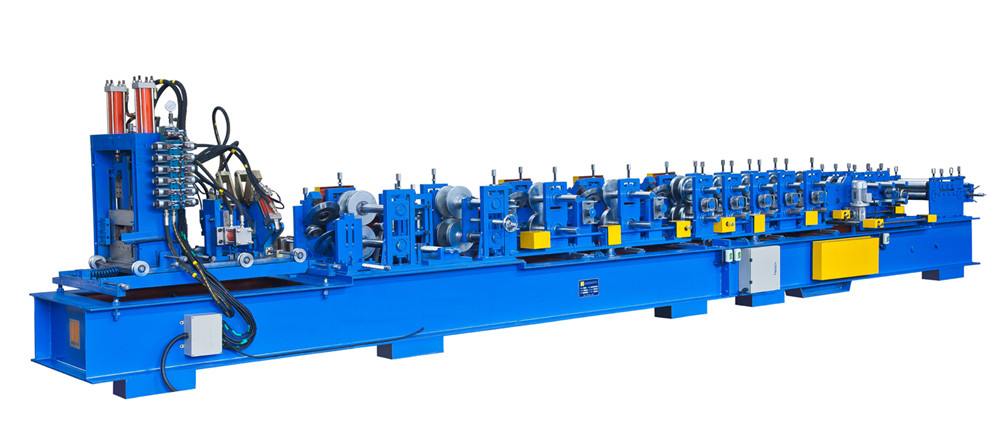 Cz Purlin Machines