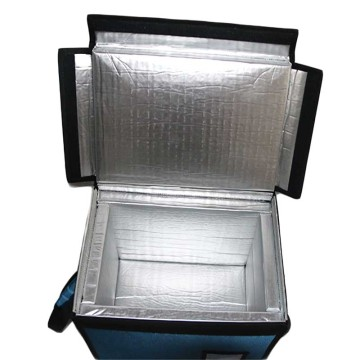Insulated PU Foam Ice Cool Box For Storage