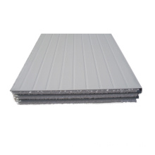 EPS foam with steel sandwich panel