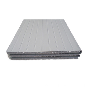 50mm thickness EPS sandwich roofing and wall panels
