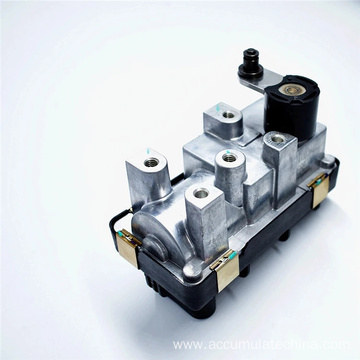 VMP Turbo Actuator For Electric Telescopic Actuators