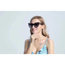 Colorful Mirrored Cat Eye Sunglasses For Female