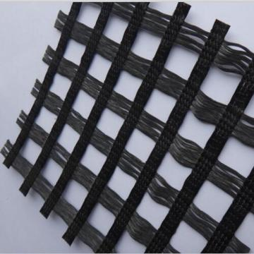 100% Original Factory for Reinforcement Geogrid High Strength Warp Knitted Polyester Geogrid supply to United States Wholesale