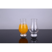 Wholesale Handmade Clear Glass Juice Cup Drinkware