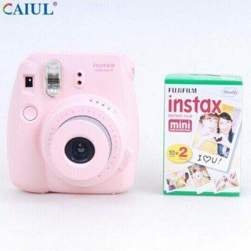 White Color Instax Mini Instant Film