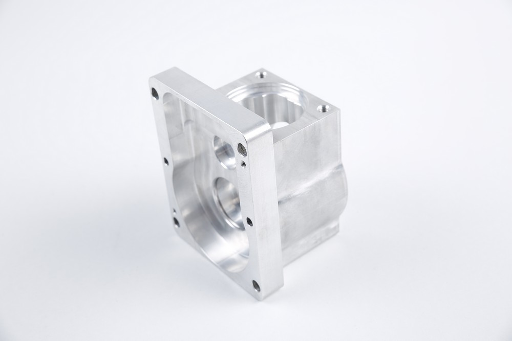 Electroplated CNC milling parts