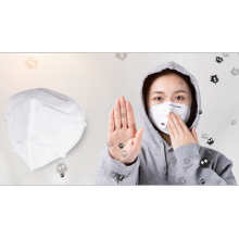 KN95 Face Dust Mask Disposable Respirator CE