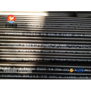 Customized for Steel Boiler Tube ASTM A213 T5 High Temperature Alloy Steel Tube supply to Slovakia (Slovak Republic) Exporter
