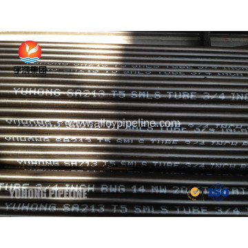 ASTM A213 T5 High Temperature Alloy Steel Tube