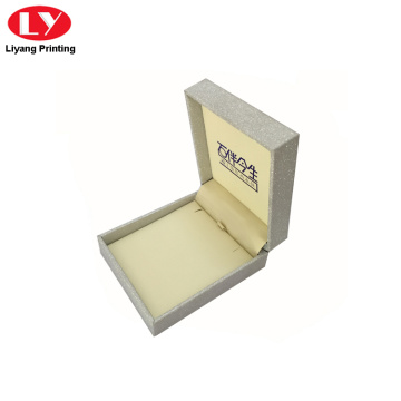 Luxury bracelet plastic packaging box