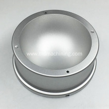 Precision Machining Turning Aluminium Parts