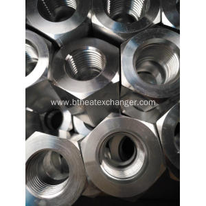 All Kinds of Aluminum Connections of Heat Exchanger