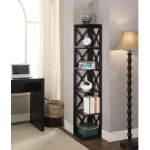 Big Discount for Wooden Bookcase Antique Tall Ladder Corner Bookcase Unit supply to Indonesia Supplier