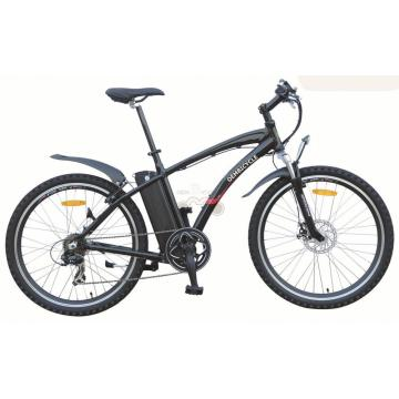 26 Inch Alloy Suspension Electric Mountain Bicycle