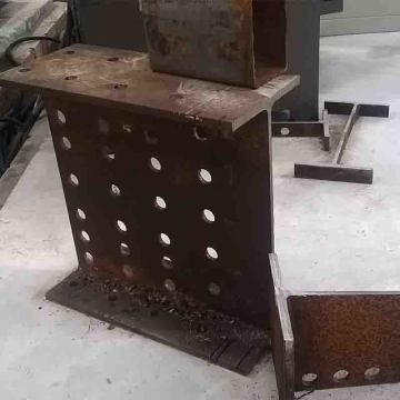 Universal Vertical Metal Band Saw Machine