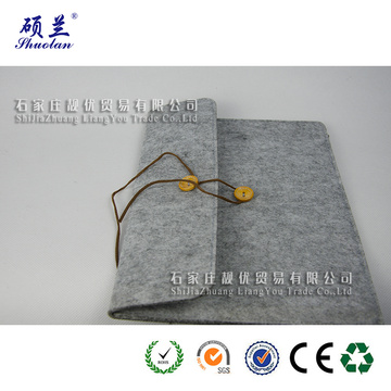 Wholesale customized design felt laptop bag