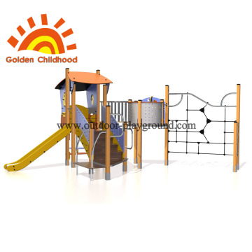 Climbing Net Outdoor Playground Equipment For Sale