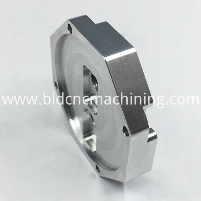 precision machining aluminum billet