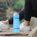 Wide mouth running water drinking bottles