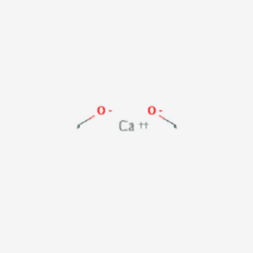 is calcium methoxide used up in the synthesis