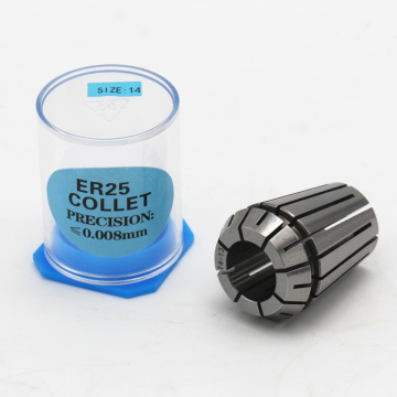 High Precision 65MN 0.008mm ER 25 Collets