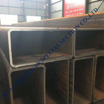 180x180mm Seamless Square Pipe