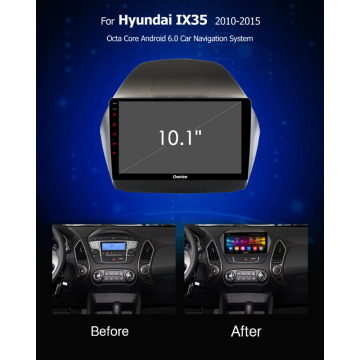 "10.1 ""Car GPS Navi for Hyundai IX35"