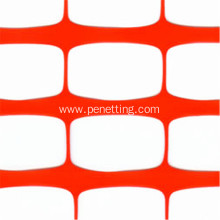 Supply for Plastic Orange Safety Net Emergency Protection Barrier Plastic Fence Orange Safety Net export to Russian Federation Manufacturer