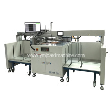 China Exporter for Collating Machine Smart Card Full Auto Cutting Trimming Machine supply to South Africa Wholesale
