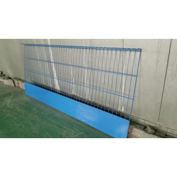 Edge Protection Steel Mesh Barrier