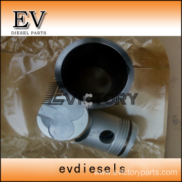 ISUZU engine parts piston DA220 piston ring