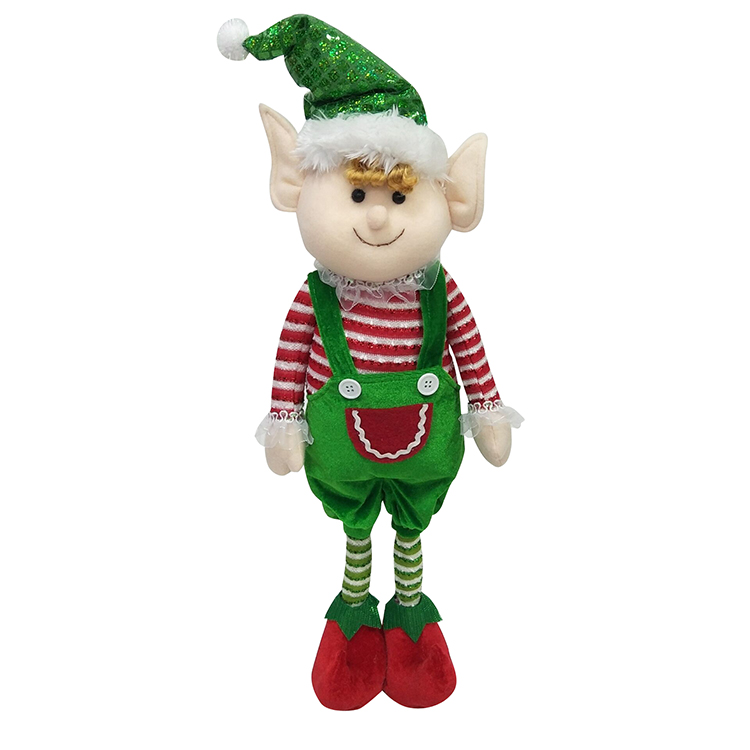 Christmas 3d Magic Elf Doll