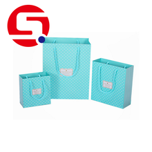 factory customized for Coloured Paper Bags With Handles Custom Made Shopping Paper Handbag With Printing supply to Japan Supplier