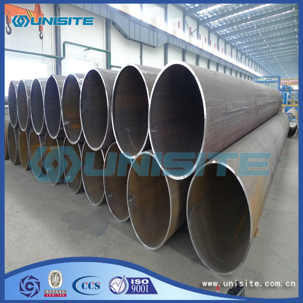 Straight Steel Longitudinal Welded Pipes for sale