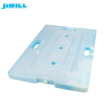 ultra-large plastic reusable eutectic ice plate