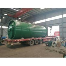 Professional China for China Waste Plastic Pyrolysis Machine,Plastic Pyrolysis Machine,Plastics Pyrolysis Equipment,Scrap Plastic Pyrolysis Machine Supplier advanced plastic to oil pyrolysis machine export to Singapore Manufacturer