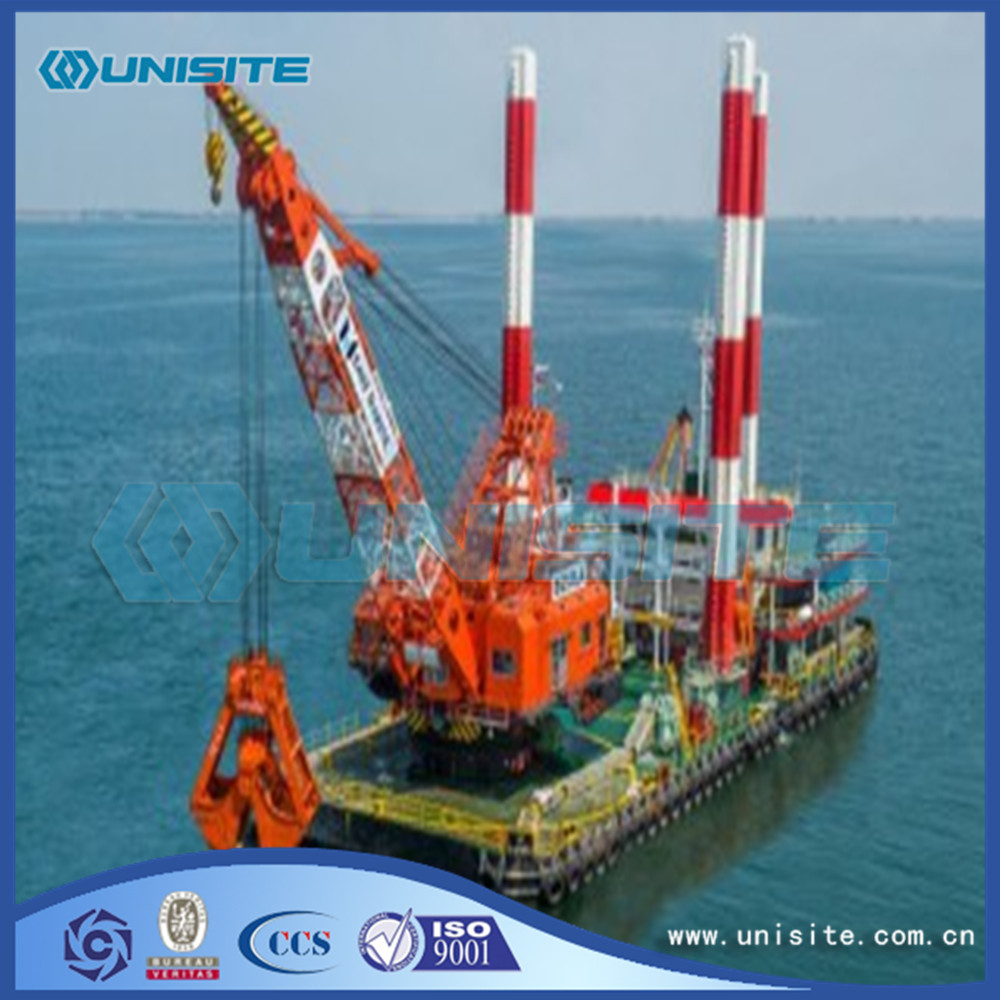 Marine Grab Chain Dredgers